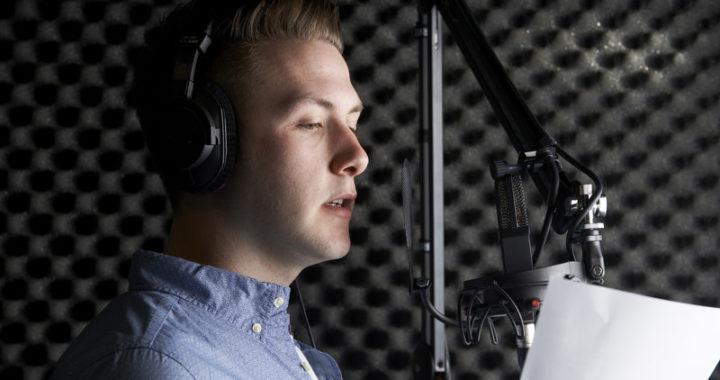 Singer-Songwriter recording