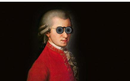 Cool W.A. Mozart