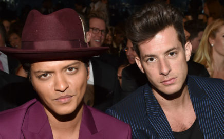 Bruno Mars - Mark Ronson