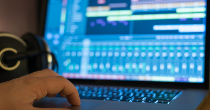 Home recording Studio - Darren Perkins