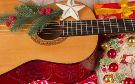 Christmas guitar chords