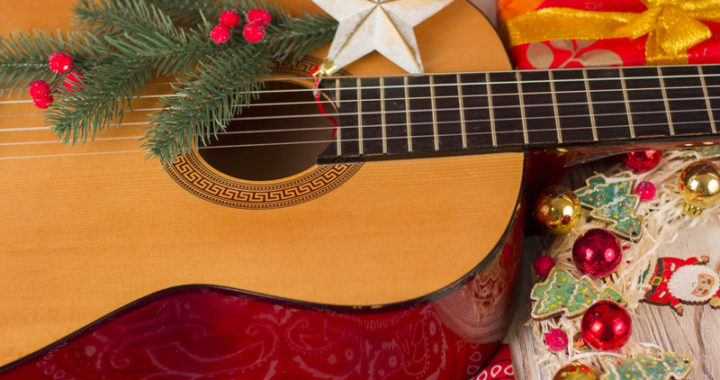 Borrowing Chords From Christmas Carols to Create Your Own