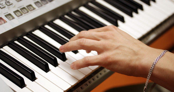 Keyboard - Chord Progressions