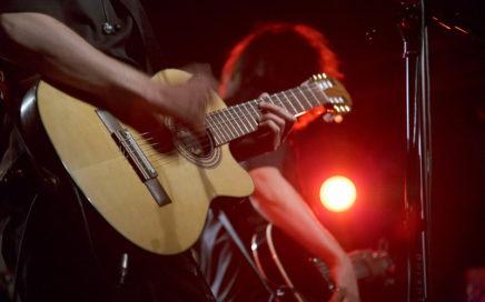 Songwriting guitarist