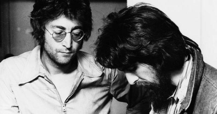 John Lenno - George Harrison