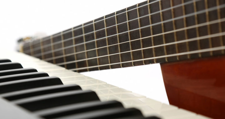 Piano and guitar - chords