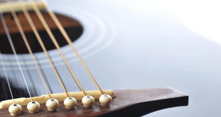 Guitar - chord choices for songs