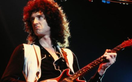 Brian May - The Prophet's Song