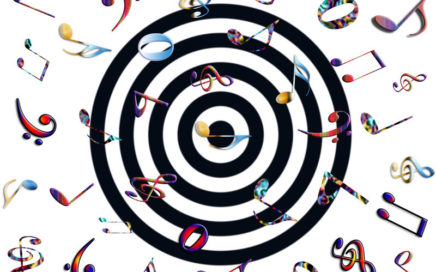 Music target