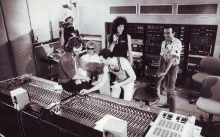 Queen in Studio