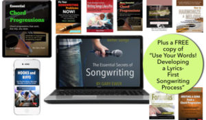 """The Essential Secrets of Songwriting"" 10-eBook Bundle"