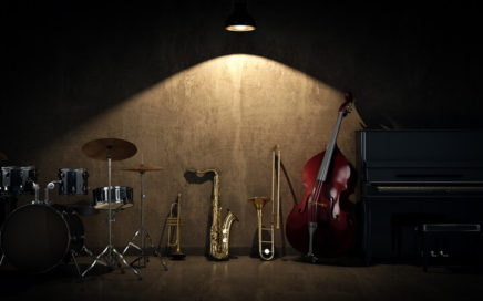 Musical instruments for songwriting