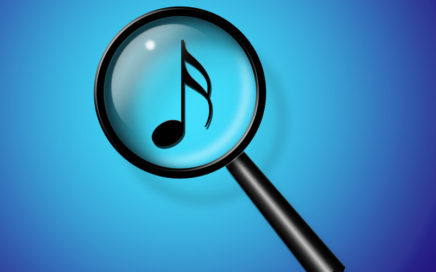Musical magnifying glass