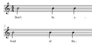 Rhythmic Example 2