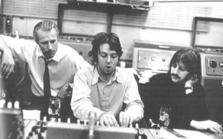 George Martin, producer of The Beatles