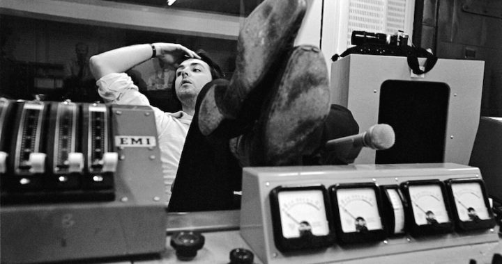 Paul McCartney - White Album Sessions