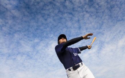baseball player - home run