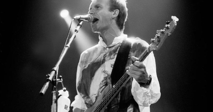 Sting - The Police